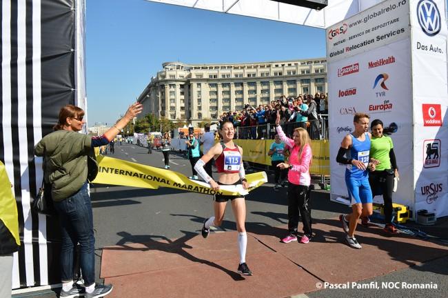 Paula Todoran Maraton 2014